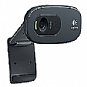 Logitech HD Webcam C270 - Web camera - color - audio - Hi-Speed USB (Refurbished)