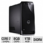 Alternate view 1 for Dell XPS Core i7, 8GB, 2x500GB HDD, Desktop REFURB
