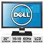 "Alternate view 1 for Dell U3011 30"" Class Widescreen LCD HD Monitor"