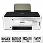 Alternate view 1 for Dell V313W Wireless All-in-One InkJet Printer