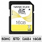 Alternate view 1 for Dane-Elec 16GB SDHC Card