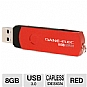 Alternate view 1 for Dane-Elec DA-U308GSP-R USB Flash Drive