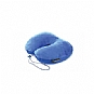 Alternate view 1 for Travelocity Navy Blue Micro Bead Pillow