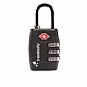 Alternate view 1 for 3-DIAL TSA COMBINATION LOCK (BLACK)