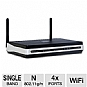 More Info on D-Link Wireless N Router - 300 Mbps, 4x Ports, N300, Wireless N, QoS (DIR-615)