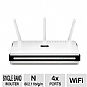 D-Link DIR-655 Xtreme Gigabit Router - Wireless N300, USB SharePort