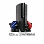 Dreamgear Slim Dual Charger Dock - PlayStation 3/PS3 Slim, Charge 2 SIXAXIS or DualShock 3 Controllers Simultaneously, 2 Additional USB Ports