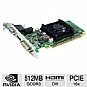 Alternate view 1 for EVGA GeForce 210 512MB GDDR3 Video Card