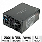 Alternate view 1 for EVGA Classified SR-2 1200 Watt Power Supply
