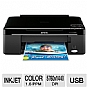 Epson NX130 C11CB54201 Stylus All-In-One Color Inkjet Printer