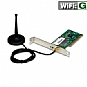Alternate view 1 for Hiro H50069 802.11g PCI Wireless Network Adapter
