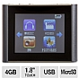 Alternate view 1 for Mach Speed Eclipse T180 Mp3 Player