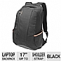 Alternate view 1 for Everki EKP116NBK Swift Light Laptop Backpack