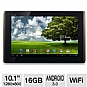 ASUS RB-TFT-A1-16G Eee Pad Transformer Tablet - Android 3.0 Honeycomb, NVIDIA Tegra 2, 16GB Storage, 10.1&quot; Capacitive Touch Screen Display (Refurbished)