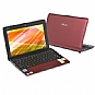 Alternate view 1 for Asus Eee PC 1005PEB Refurbished Netbook - Red