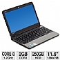 Alternate view 1 for Dell Inspiron 11z Refurbished Notebook PC
