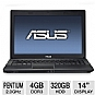 Alternate view 1 for Asus X44L-BBK2 Refurbished Notebook PC