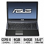 "Alternate view 1 for ASUS Core i5 640GB 15.6"" Refurbished Notebook PC"