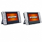 "Alternate view 1 for Sylvania SDVD8727 7"" Dual Screen DVD Player Refurb"