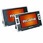 "Alternate view 1 for Sylvania SDVD8732 7"" Dual Screen DVD Player Refurb"
