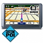"Alternate view 1 for Garmin Nuvi 205W 4.3"" GPS"
