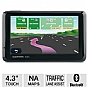 Alternate view 1 for Garmin Nuvi 1390T 4.3&quot; Text-To-Speech GPS