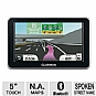 Alternate view 1 for Garmin Nuvi 2460LMT Auto GPS