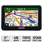 Alternate view 1 for Garmin Nuvi 50LM GPS