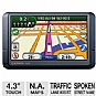 Alternate view 1 for Garmin n�vi 465LMT Auto GPS