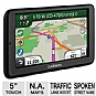 Alternate view 1 for Garmin dezl Touchscreen Auto GPS Receiver