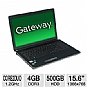 Alternate view 1 for Gateway EC5801u Notebook PC  REFURB