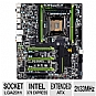 Alternate view 1 for GIGABYTE G1.Assassin 2 Intel X79 Motherboard