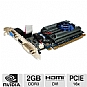 Alternate view 1 for Galaxy GeForce GT 520 2GB DDR3 PCIe Video Card