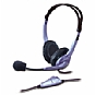 Genius - HS-04S - Headset With Noise-Canceling Microphone (Refurbished)