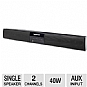 Hip Street HS-TVSB250 Soundbar 2.0 Channel Sys