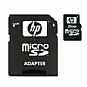Alternate view 1 for HP 2GB MicroSD Card With Adapter