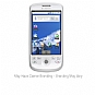 HTC myTOUCH 3G GSM Unlocked Android Phone - Quad-Band, E-mail, White, (OEM)