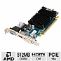 Alternate view 1 for HIS Radeon HD 5450 512MB DDR3 Video Card