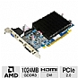 Alternate view 1 for HIS Radeon HD 5570 Silence 1GB GDDR3 PCIe, 