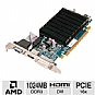 Alternate view 1 for HIS Radeon HD 6570 1GB DDR3 PCIe Video Card
