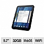 Alternate view 1 for HP TouchPad 32GB WebOS Tablet
