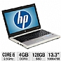 HP ProBook 5330M A7K01UT Notebook PC - Intel Core i5-2520M 2.5GHz, 4GB DDR3, 128GB SSD, 13.3&quot; Display, Windows 7 Professional 64-bit (Refurbished)
