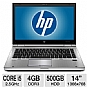 "Alternate view 1 for HP EliteBook Core i5 4GB, 500GB HDD, 14"" Notebook"