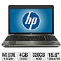 Alternate view 1 for HP 15.6&quot; AMD Dual-Core 320GB HDD Notebook