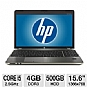 Alternate view 1 for HP ProBook 15.6&quot; 500GB HDD Notebook