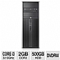 Alternate view 1 for HP Compaq 8200 Elite XZ798UT Desktop PC REFURB