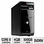 Alternate view 1 for HP Core i5 500GB HDD Desktop PC
