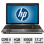 Alternate view 1 for HP ProBook 17.3&quot; Core i5 500GB HDD Notebook