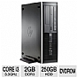 Alternate view 1 for HP Compaq 6200 Core i3, 2GB, 250GB HDD Desktop PC