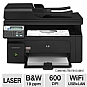 HP LaserJet Pro M1217nfw CE844AR WiFi Mono Multifunction Printer - Scan, Fax, Copy, 19ppm, 600 x 600 dpi, USB 2.0, Network Ready, Wireless, 64MB (Refurbished)